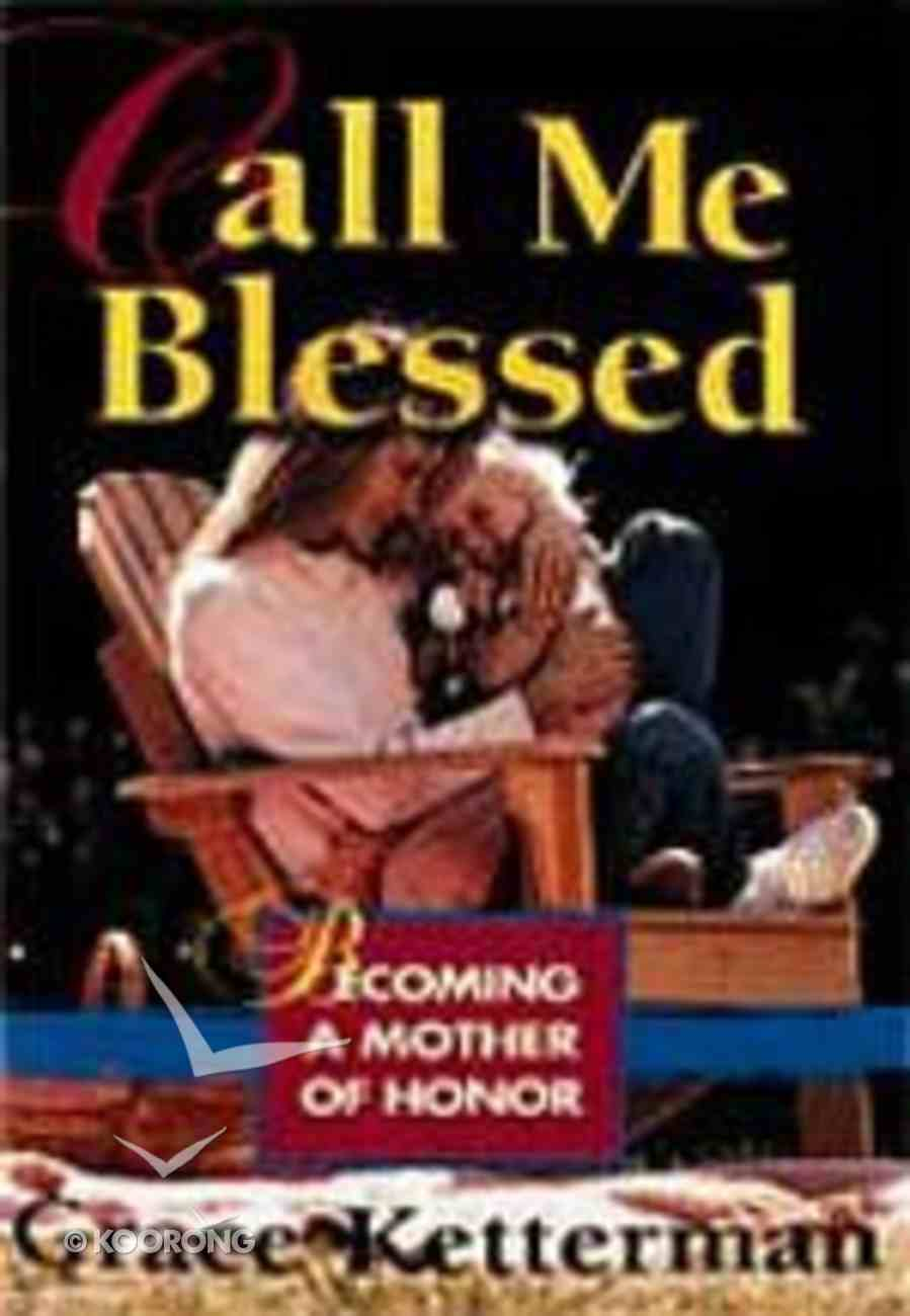 Call Me Blessed Paperback