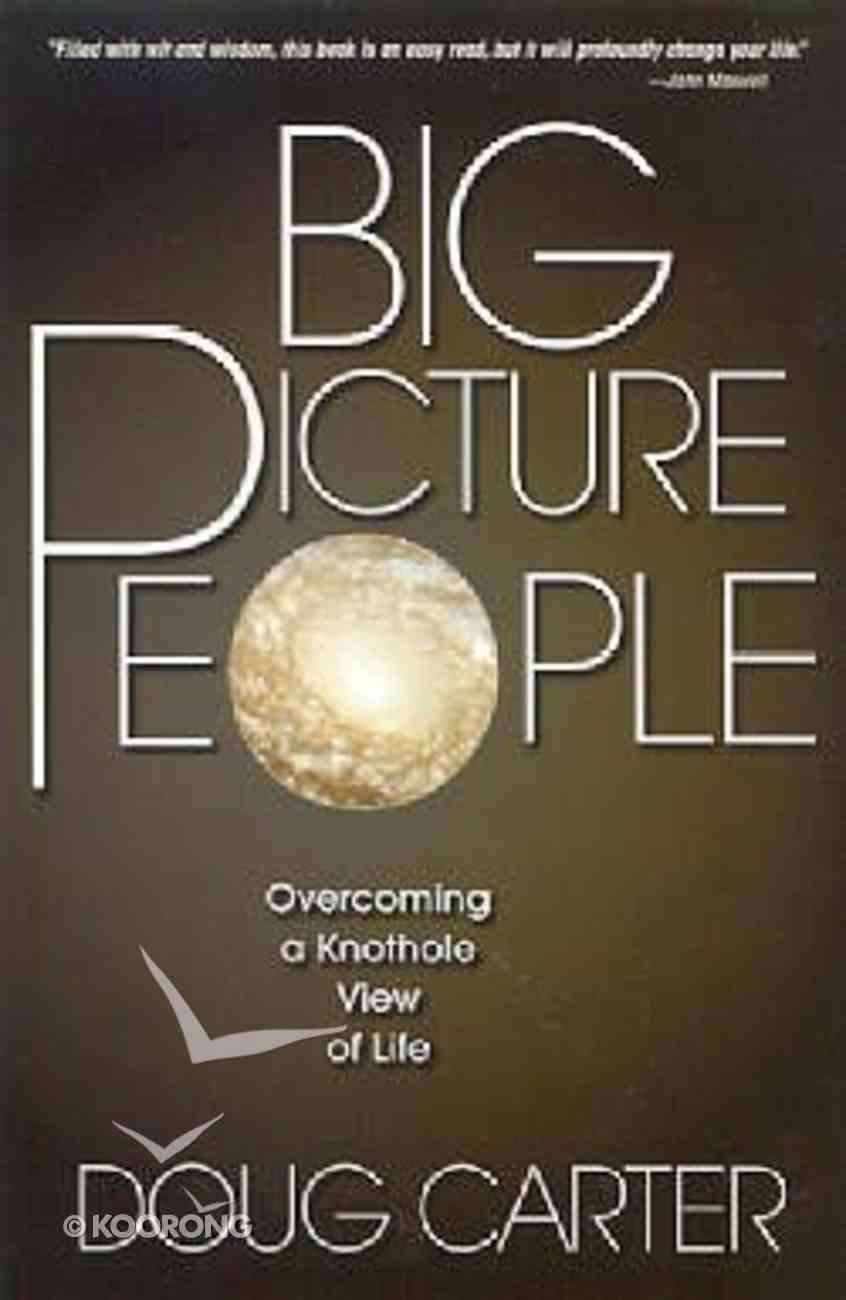 Big Picture People Paperback
