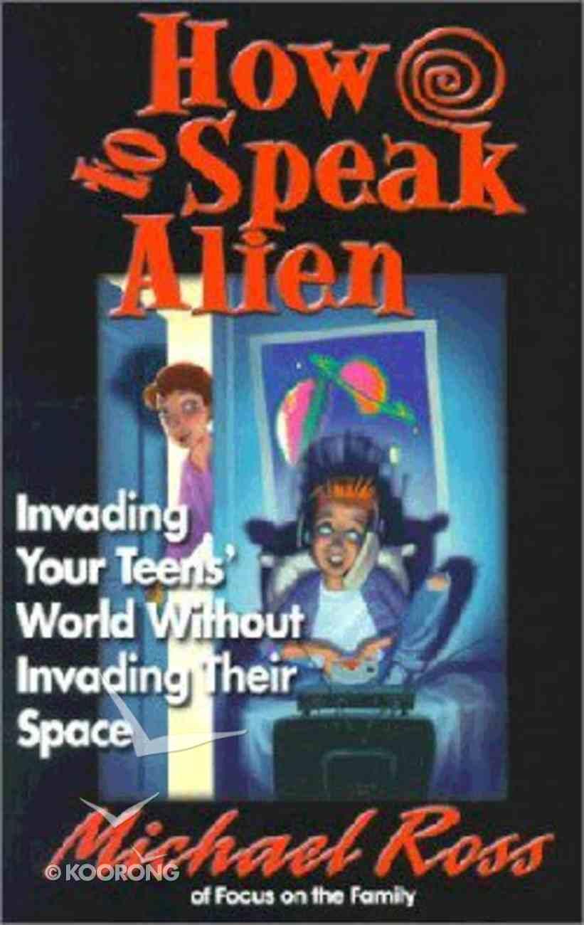 How to Speak Alien Paperback