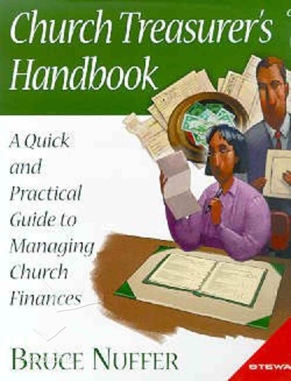 Church Treasurer's Handbook (Includes CD) (Lifestream Resources Kits Series) Paperback