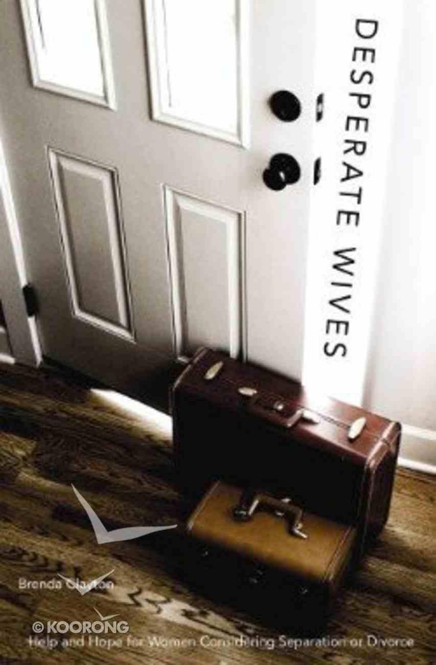 Desperate Wives Paperback