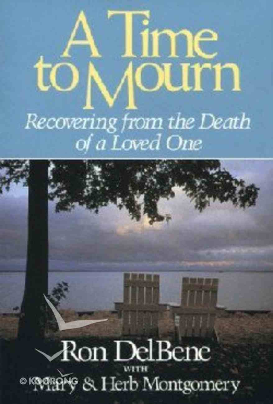 A Time to Mourn Paperback