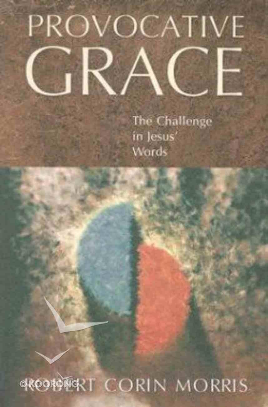 Provocative Grace Paperback