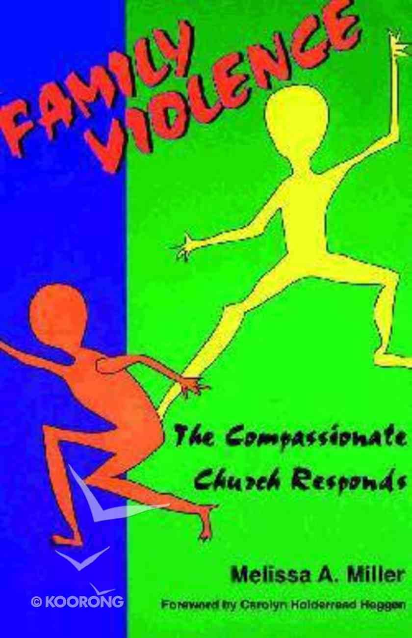Family Violence Paperback