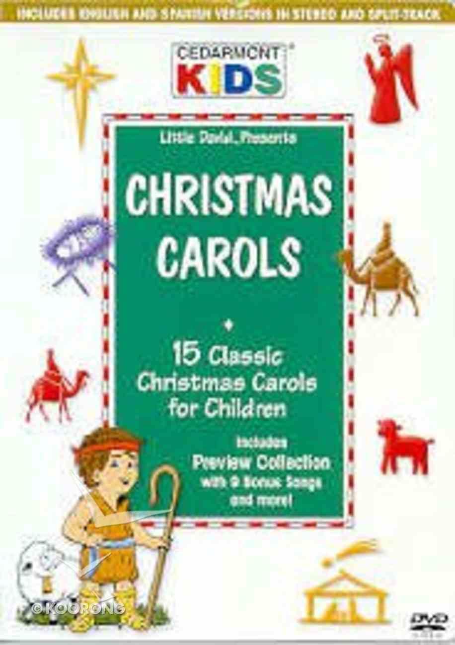 Christmas Carols (Kids Classics Series) DVD