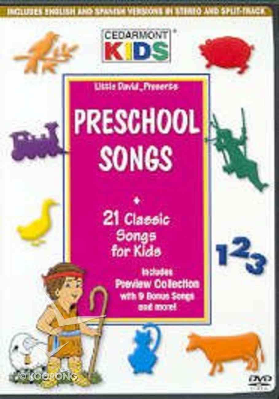 Preschool Songs (Kids Classics Series) DVD