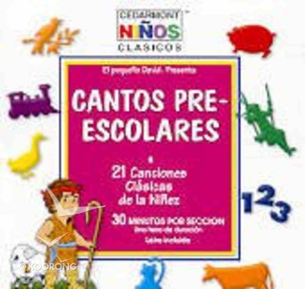 Cedarmont Kids: Cantos Pre Escolares (Preschool Songs Spanish) (Kids Classics Series) CD