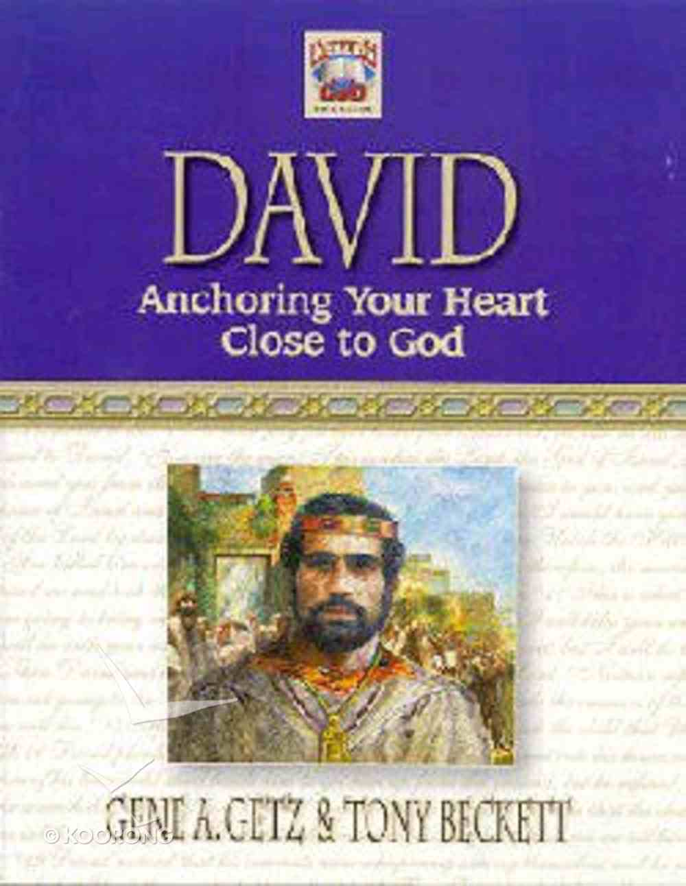 David (Interacting With God Series) Paperback