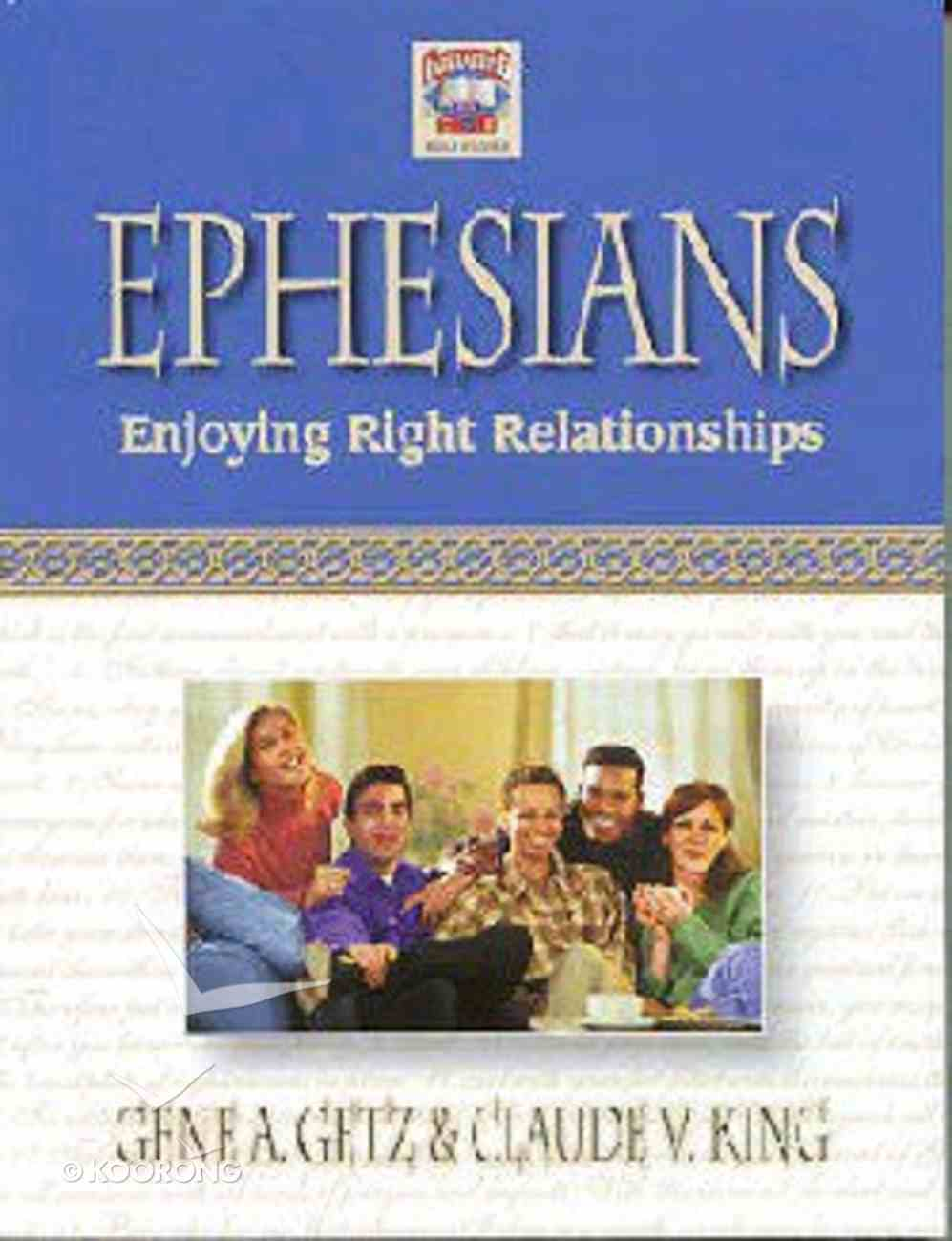 Ephesians (Interacting With God Series) Paperback