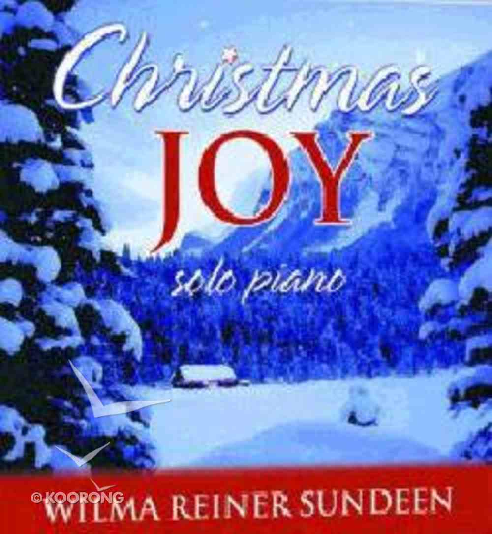 Christmas Joy CD