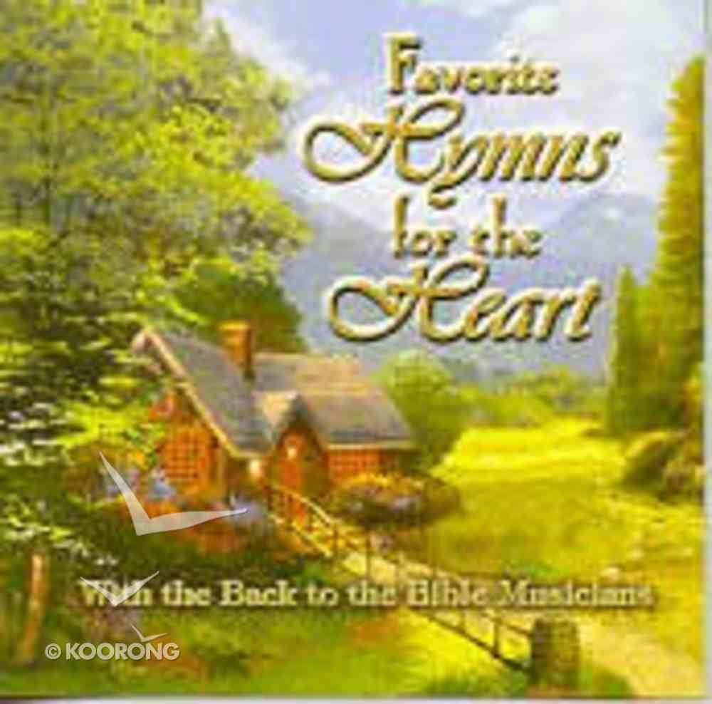 Favorite Hymns For the Heart CD