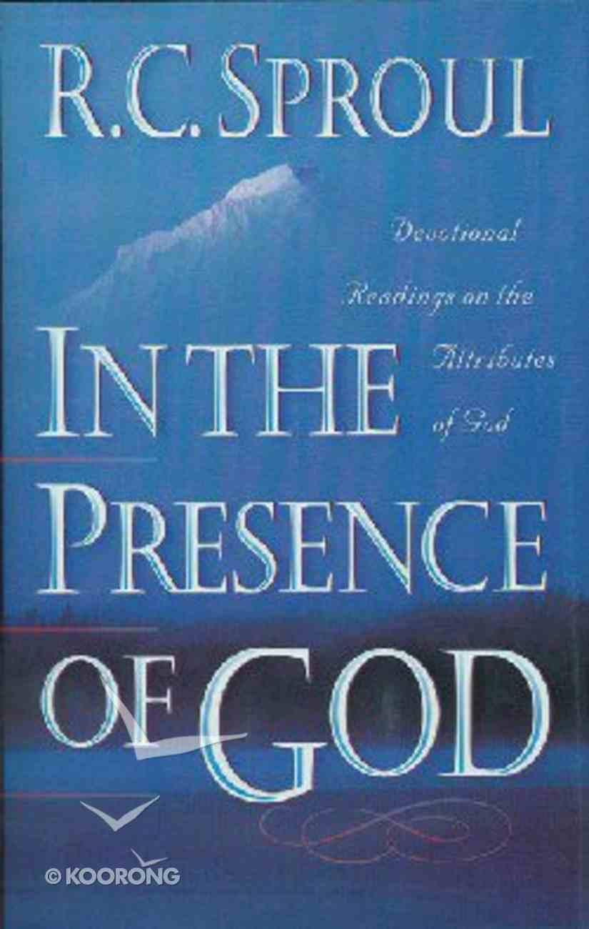 In the Presence of God Paperback
