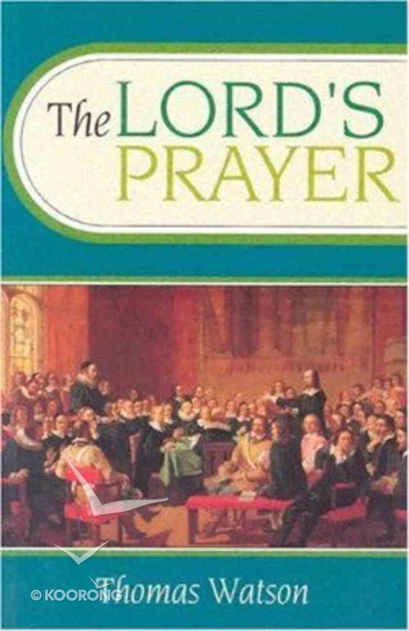 Lord's Prayer Paperback