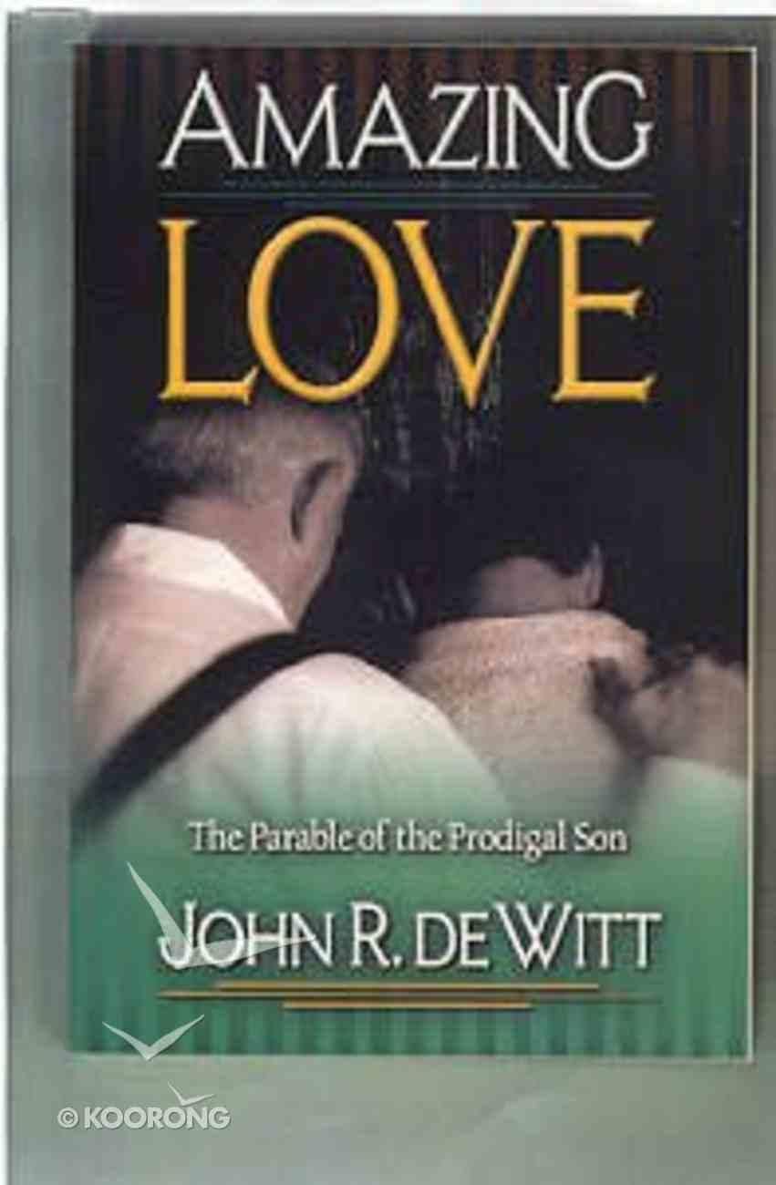 Amazing Love Paperback