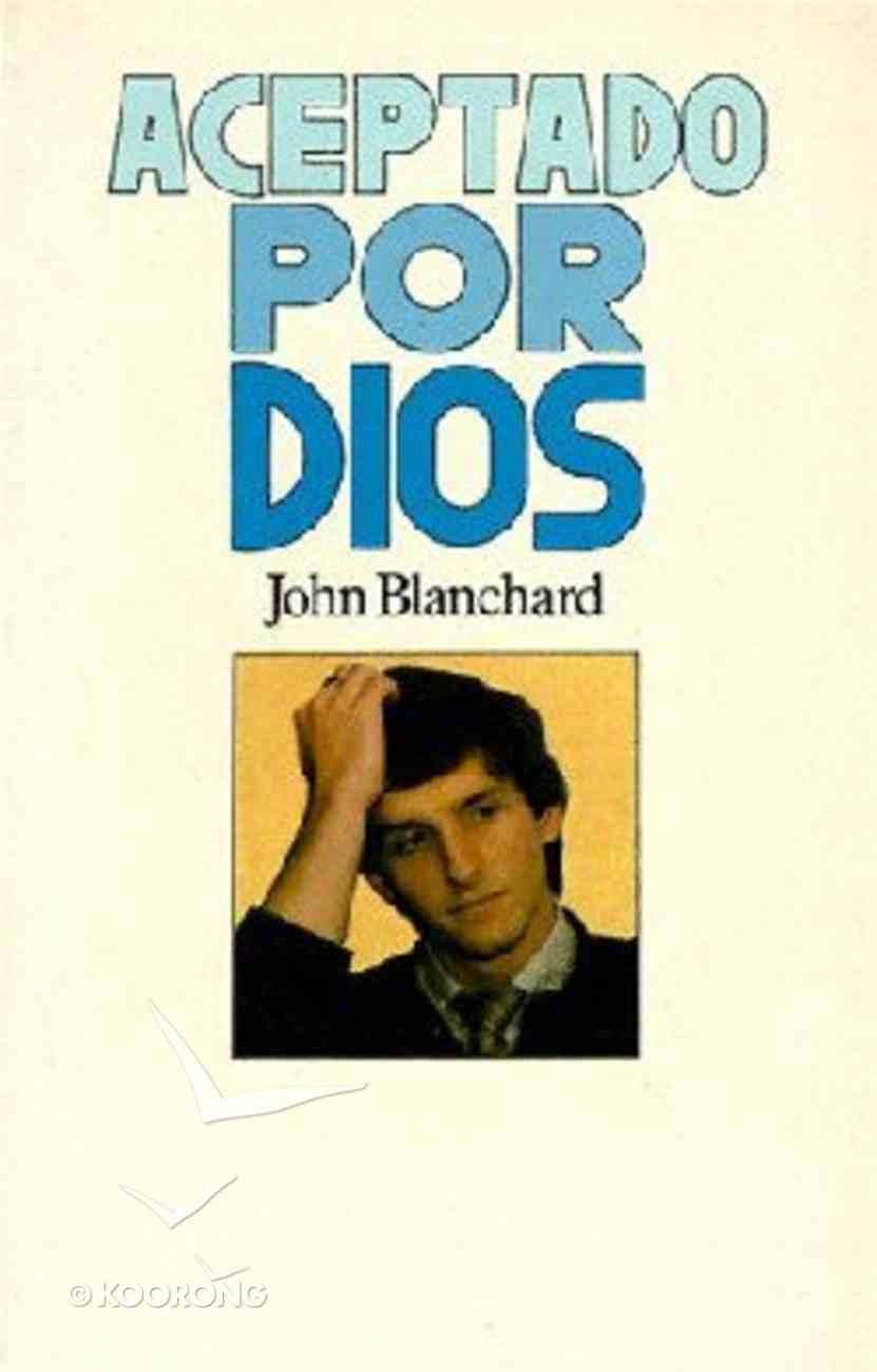 Aceptado Por Dios (Right With God) Paperback