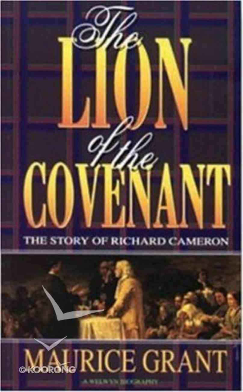 The Lion of the Covenant Paperback
