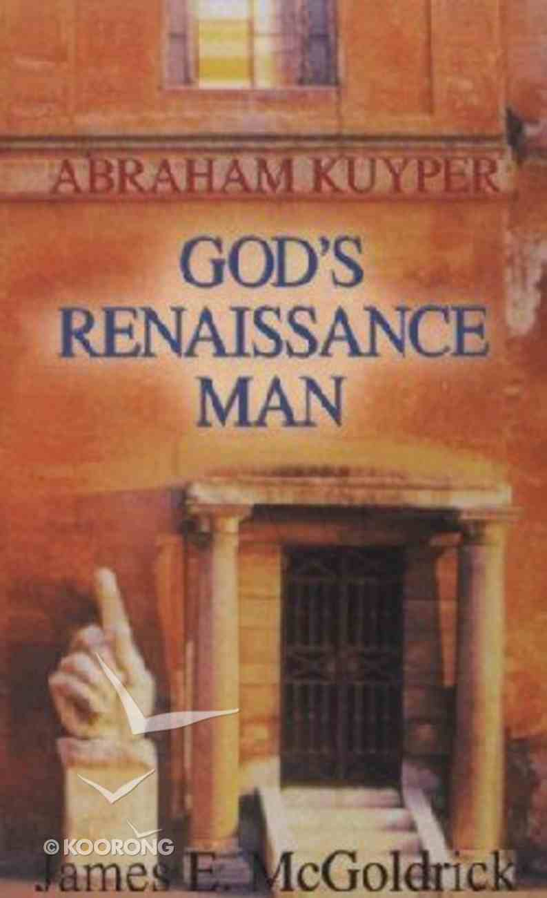God's Renaissance Man Paperback