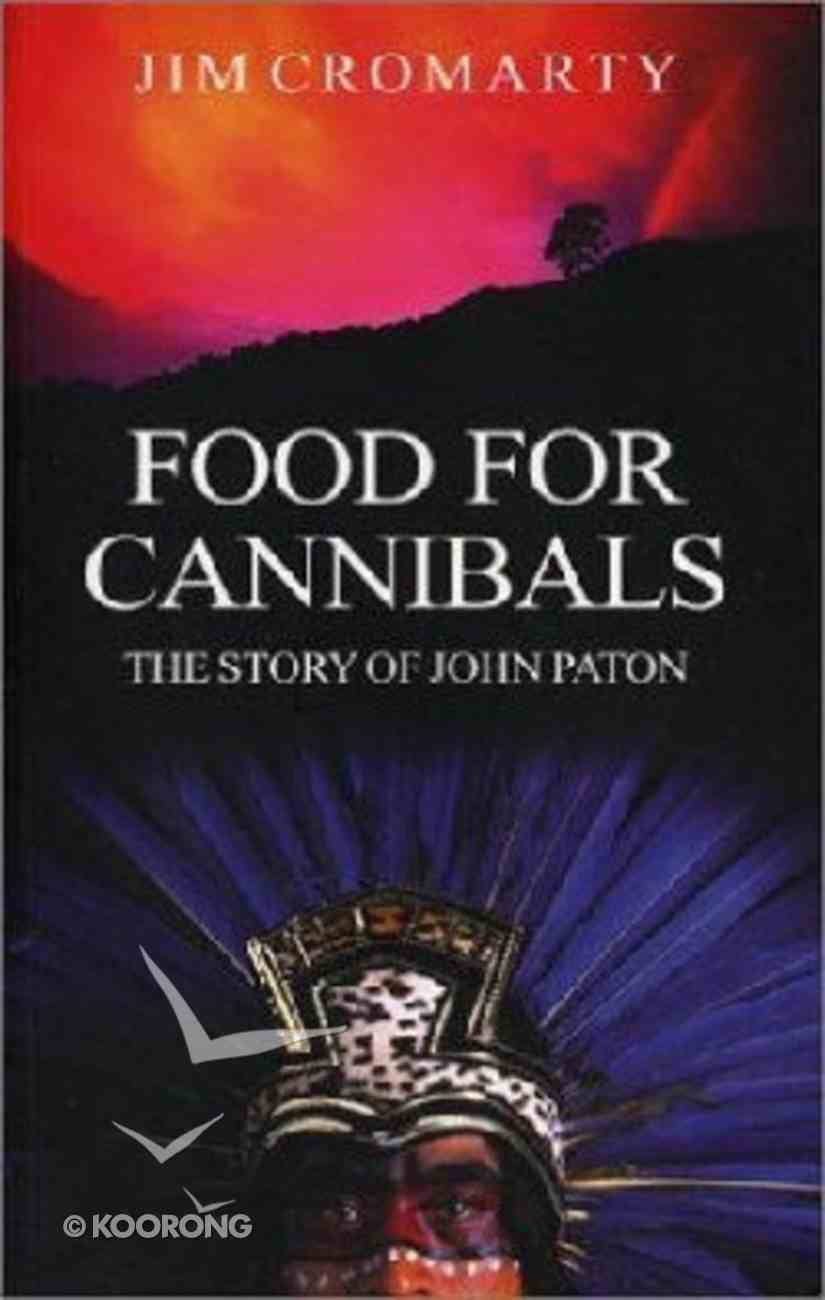 Food For Cannibals Paperback