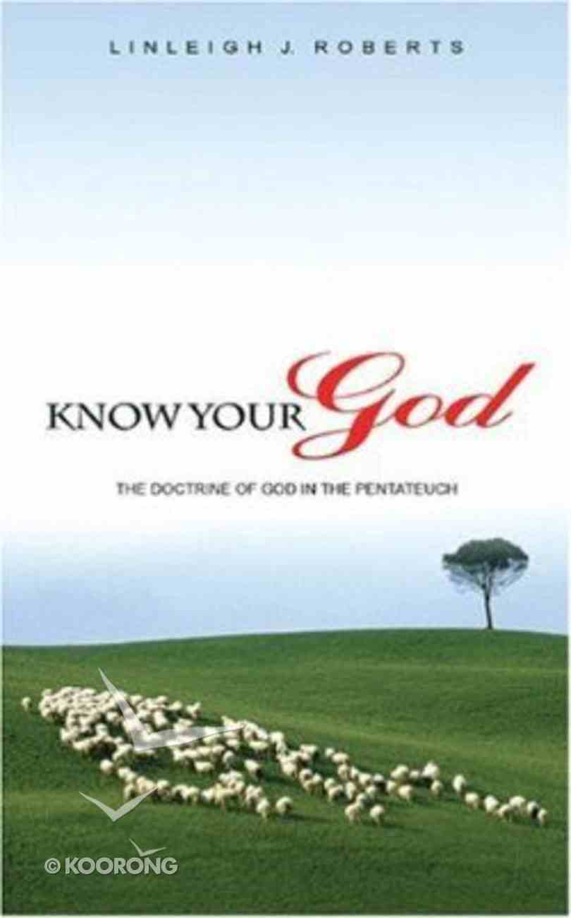 Know Your God Paperback