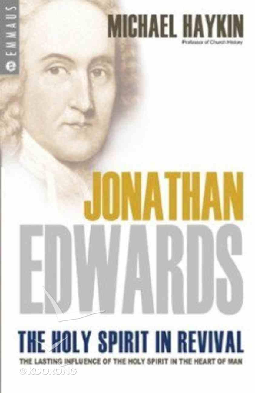 Jonathan Edwards (Emmaus Series) Paperback