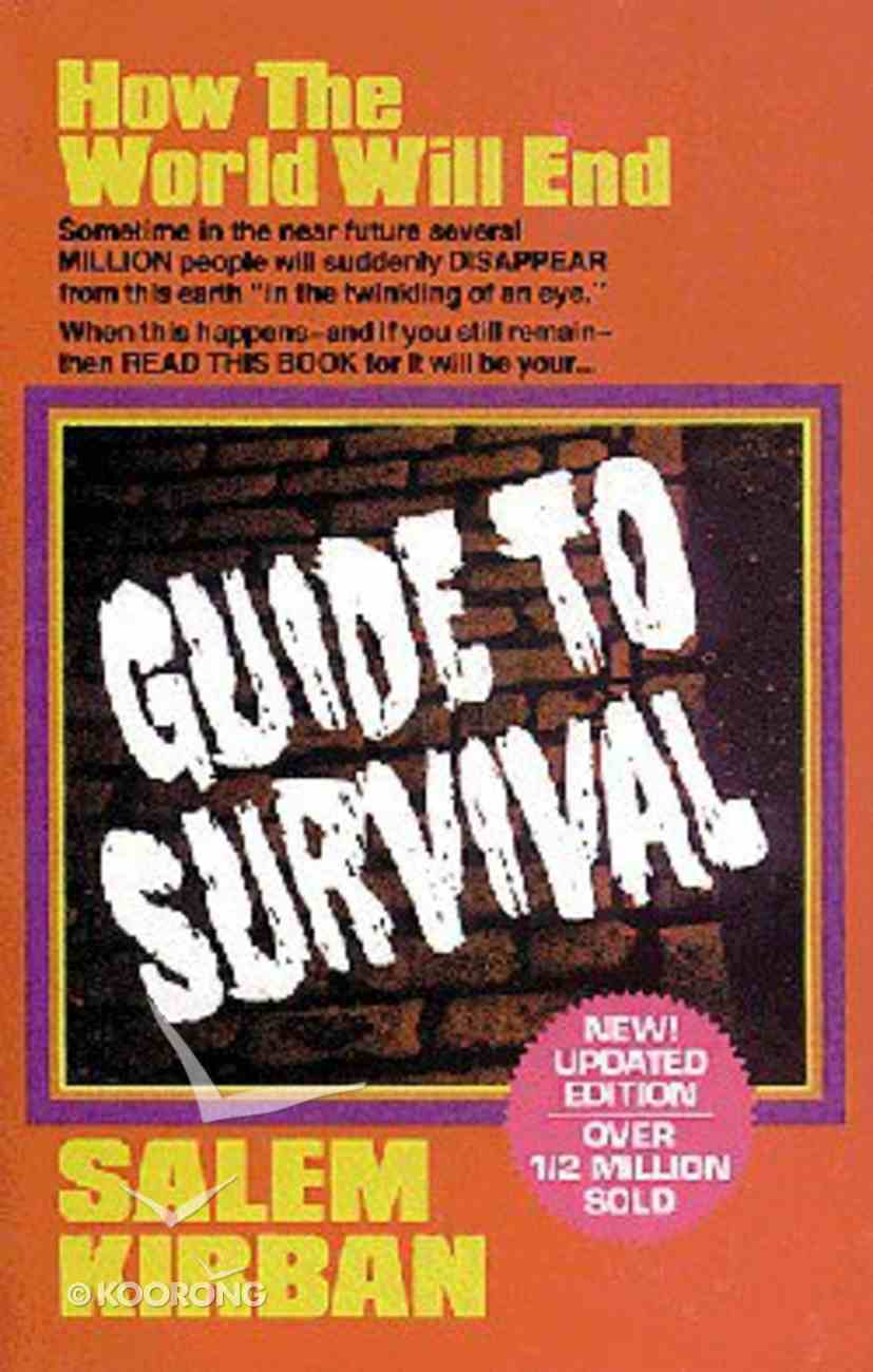 Guide to Survival Paperback