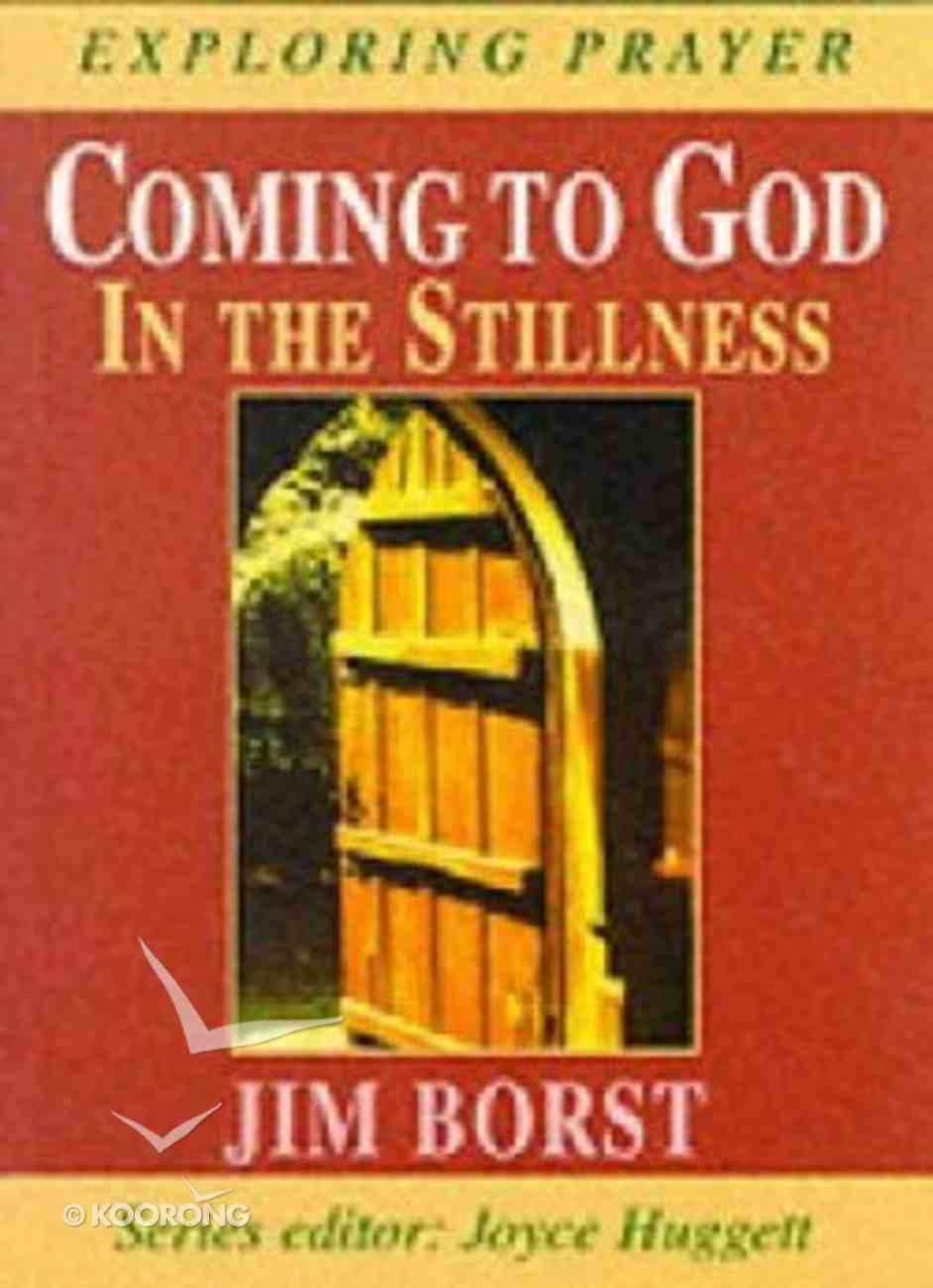 Coming to God Paperback