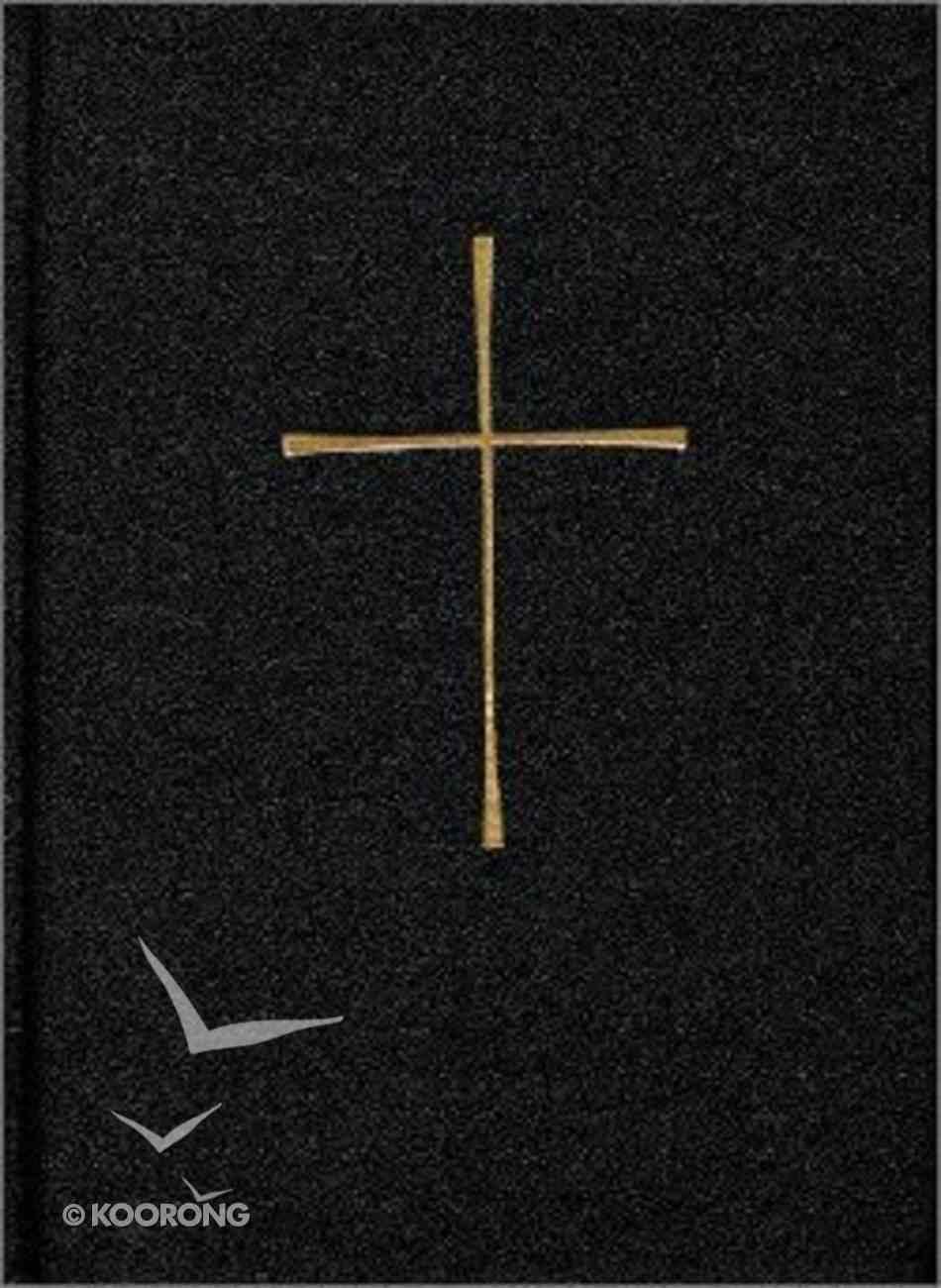 Book of Common Prayer Parish Ecomony Edition Black Hardback