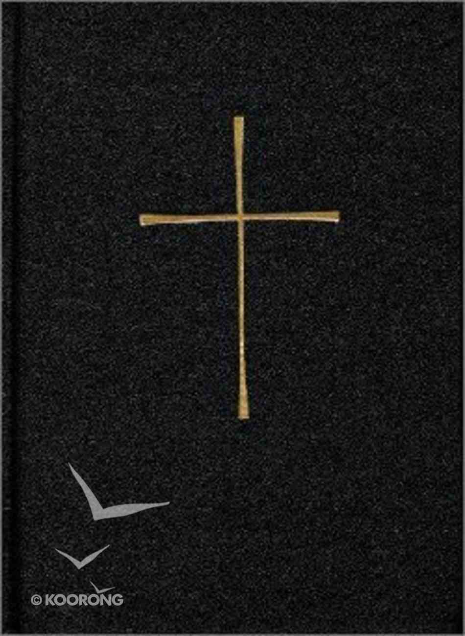 Book of Common Prayer Personal Economy Edition Red Hardback