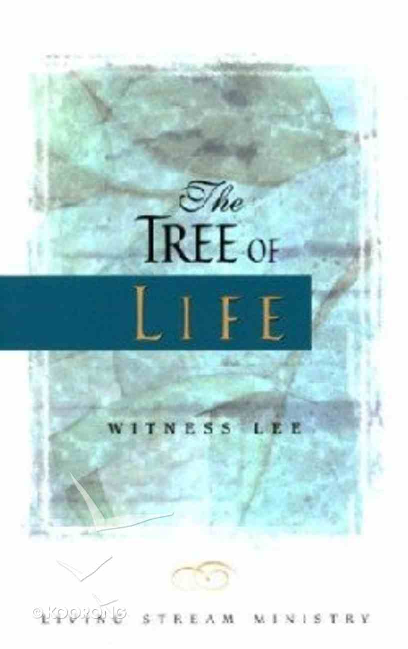 The Tree of Life Paperback