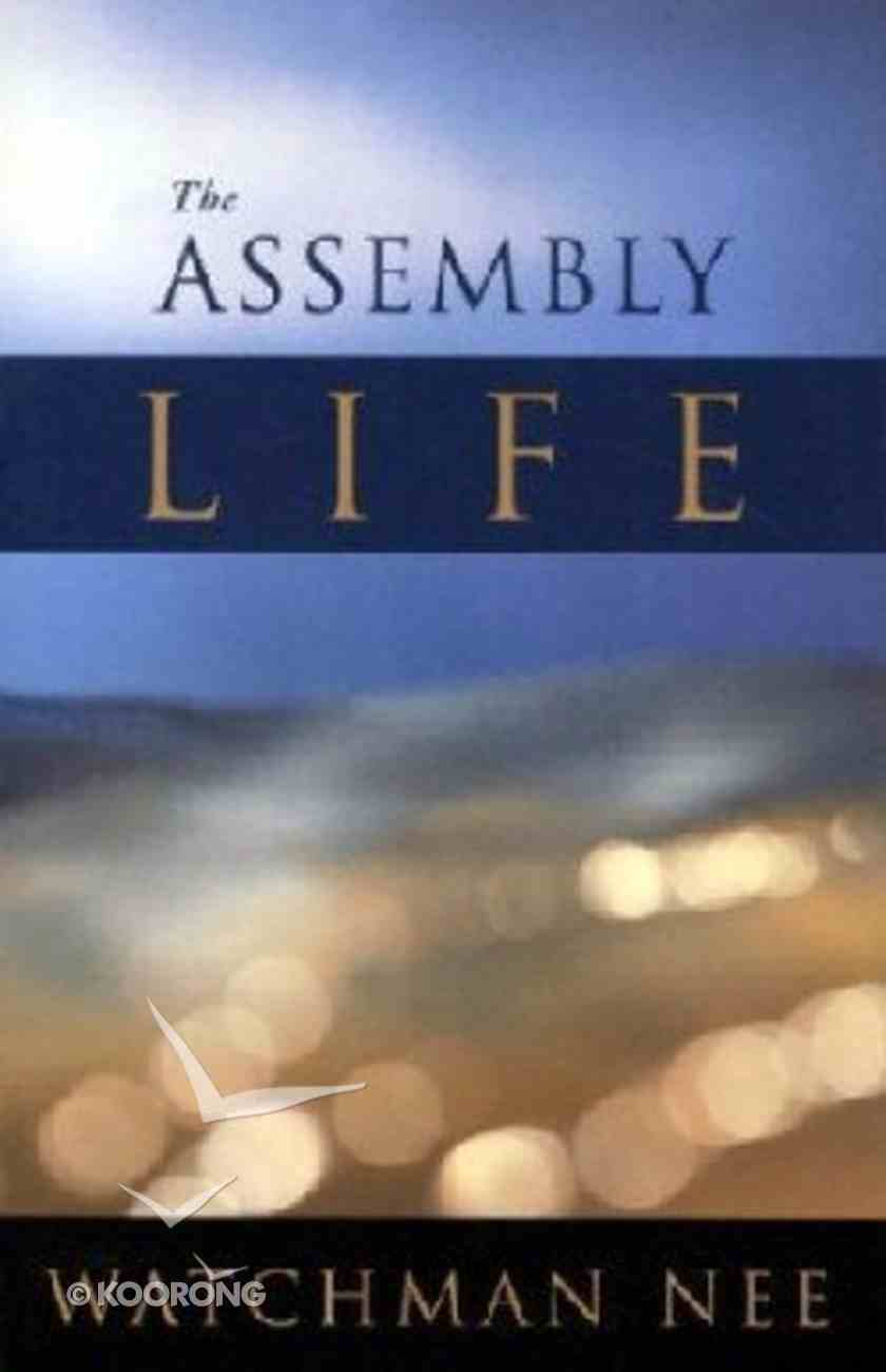 The Assembly Life Paperback