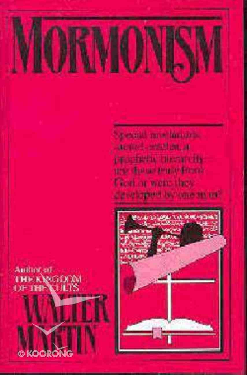 Mormonism Paperback