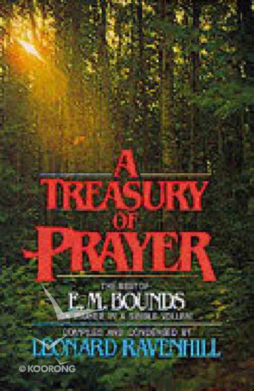 Treasury of Prayer Paperback