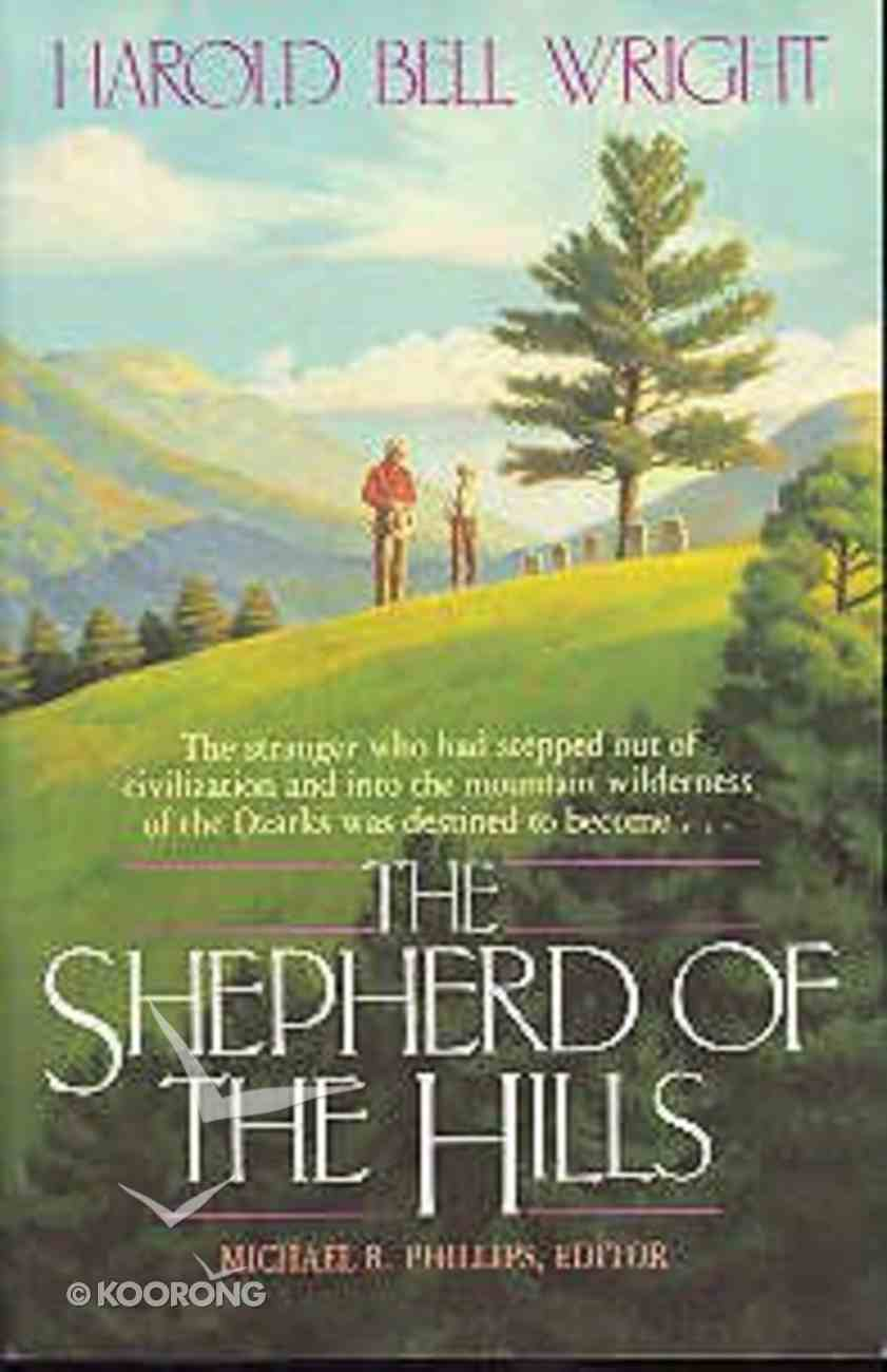 Shepherd of the Hills Paperback
