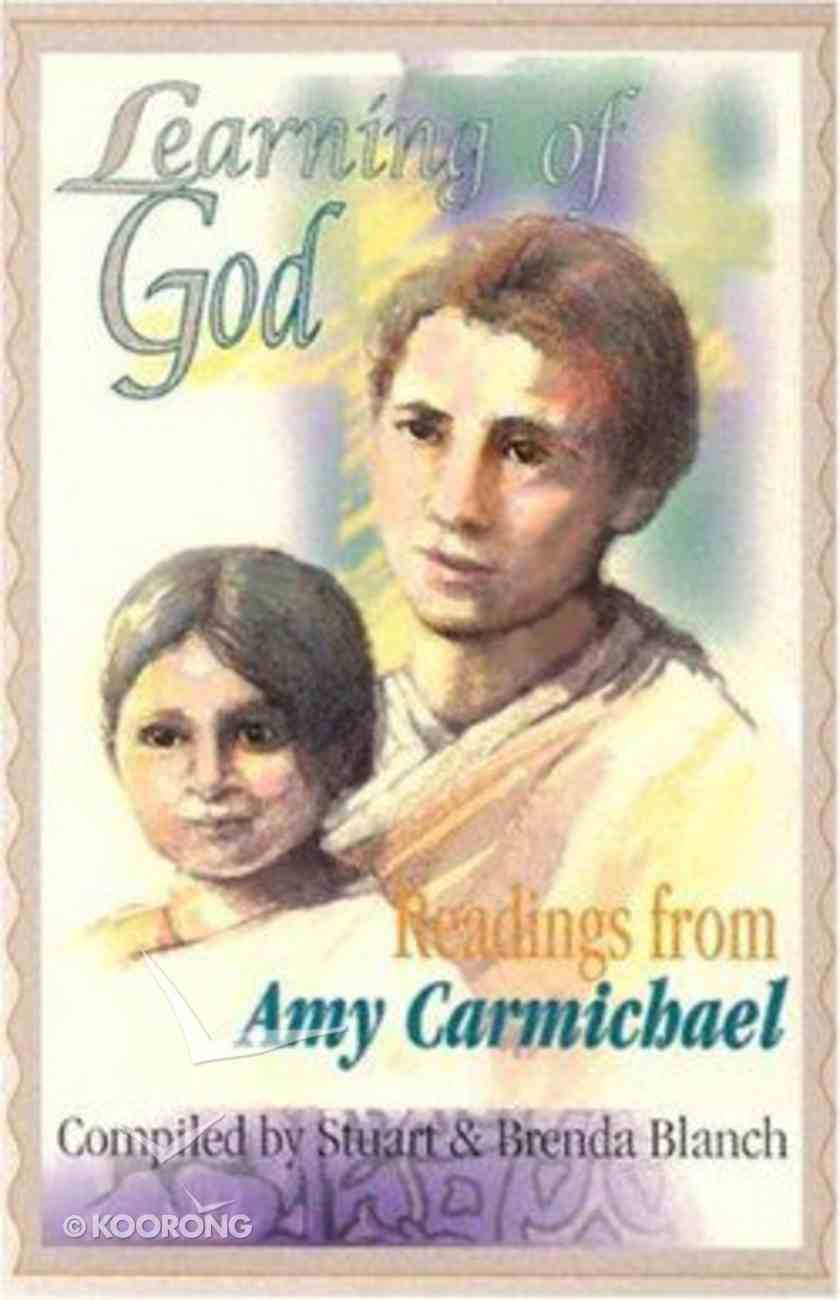 Learning of God Paperback