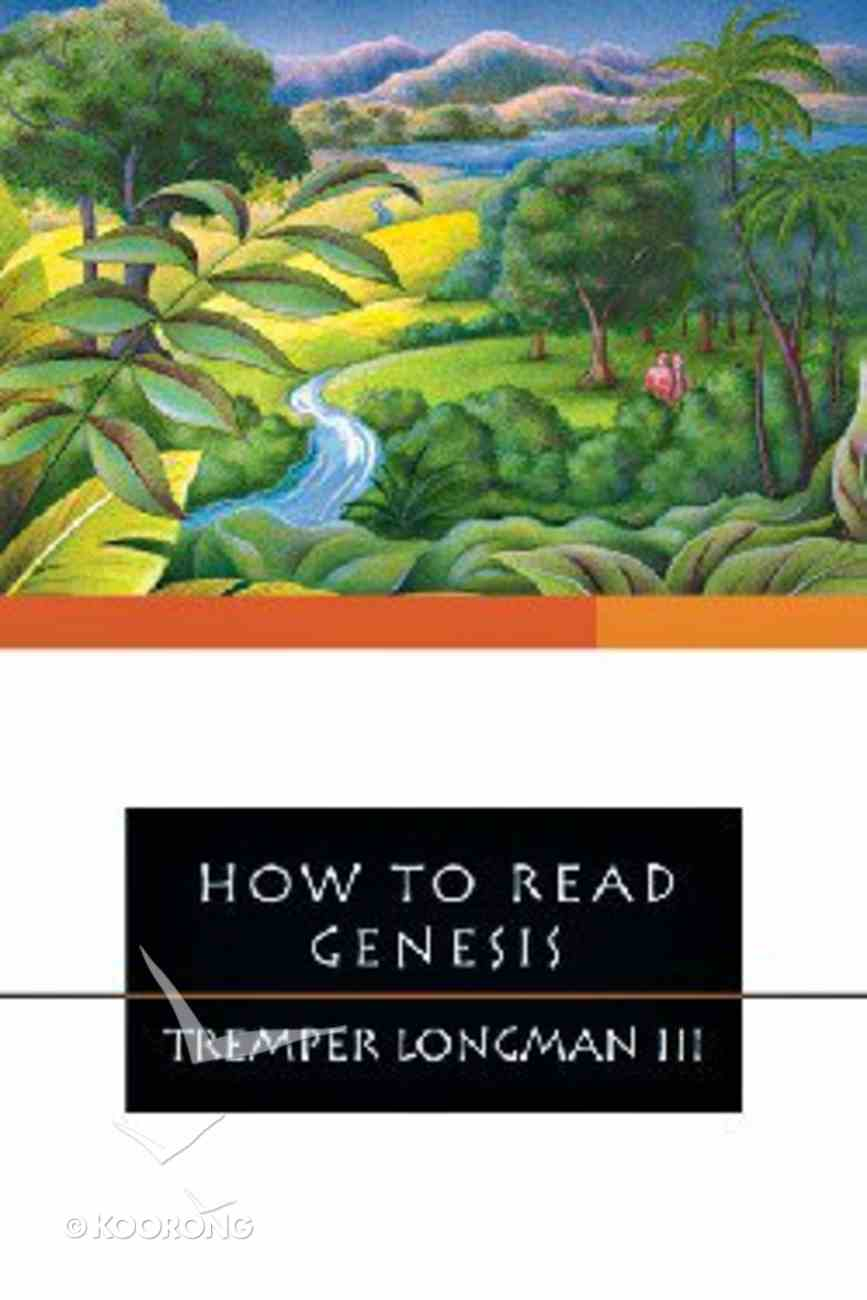 How to Read Genesis (How To Read Series) Paperback
