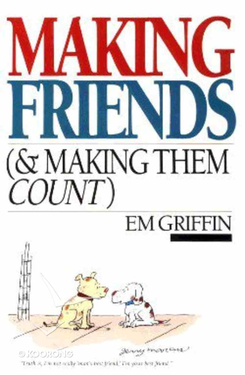 Making Friends Paperback