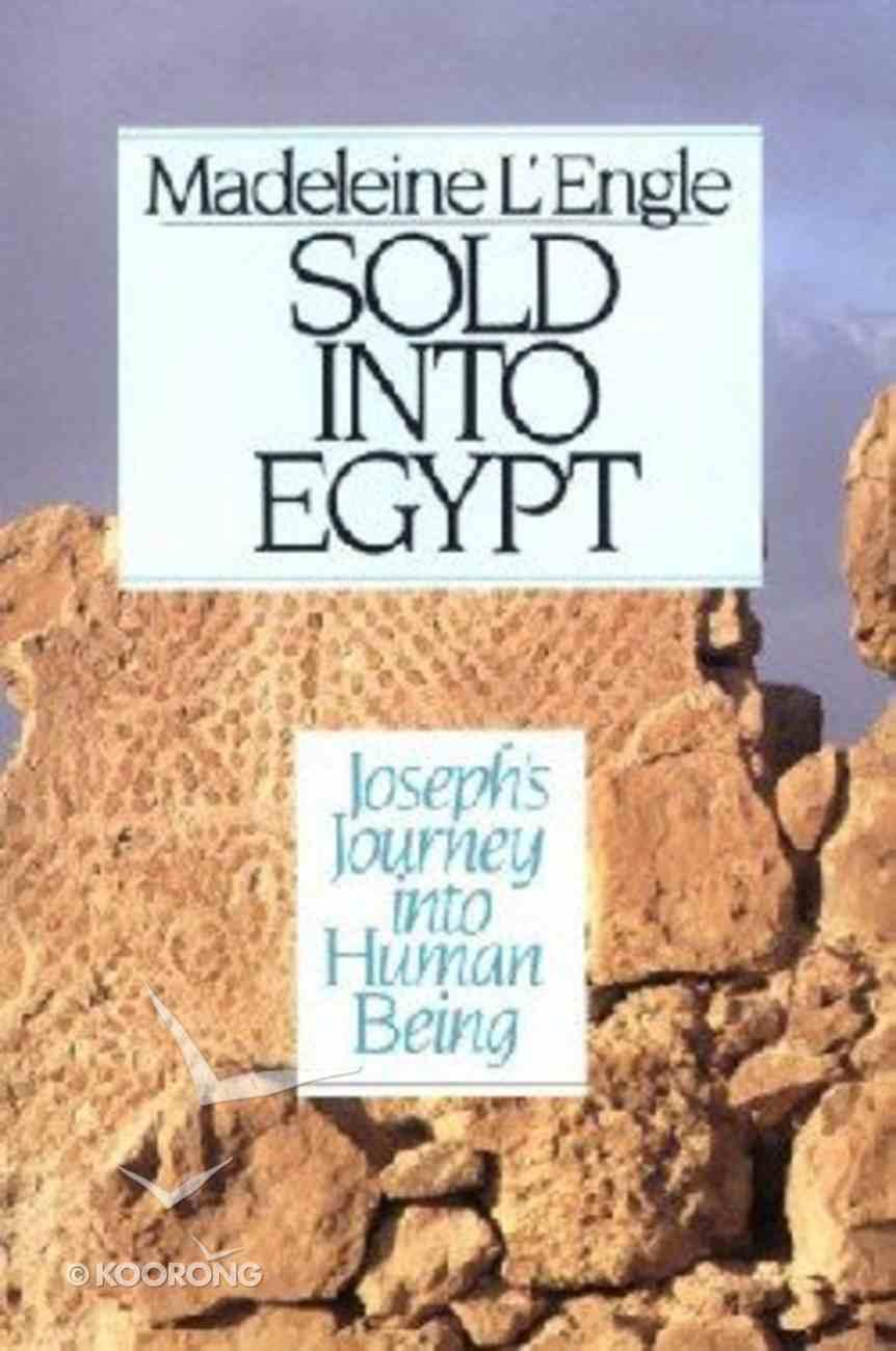 Sold Into Egypt Hardback