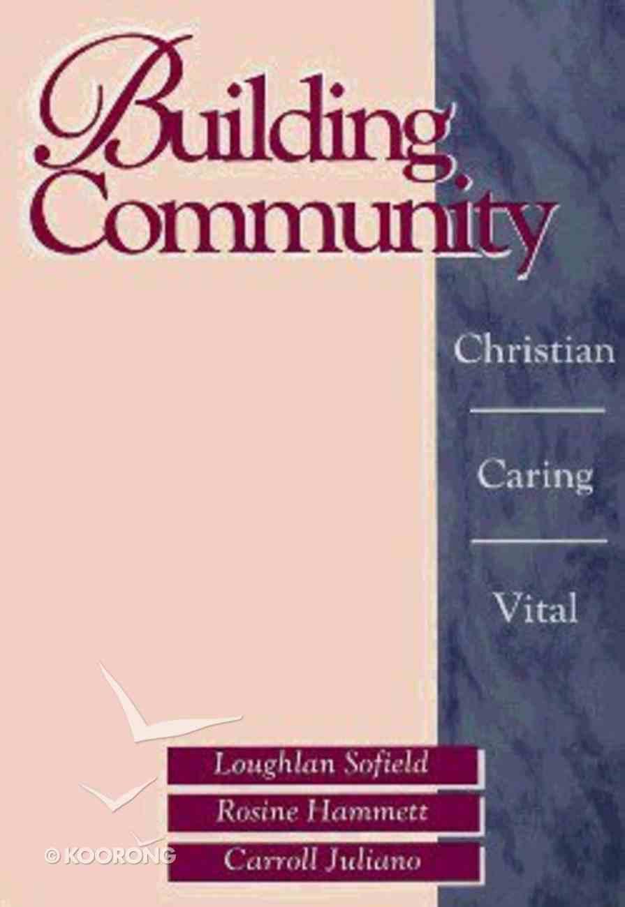 Building Community Paperback