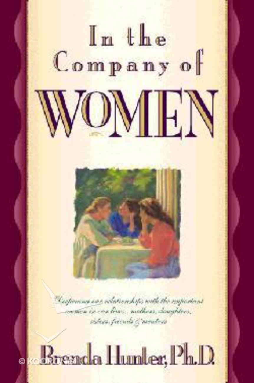 In the Company of Women Hardback