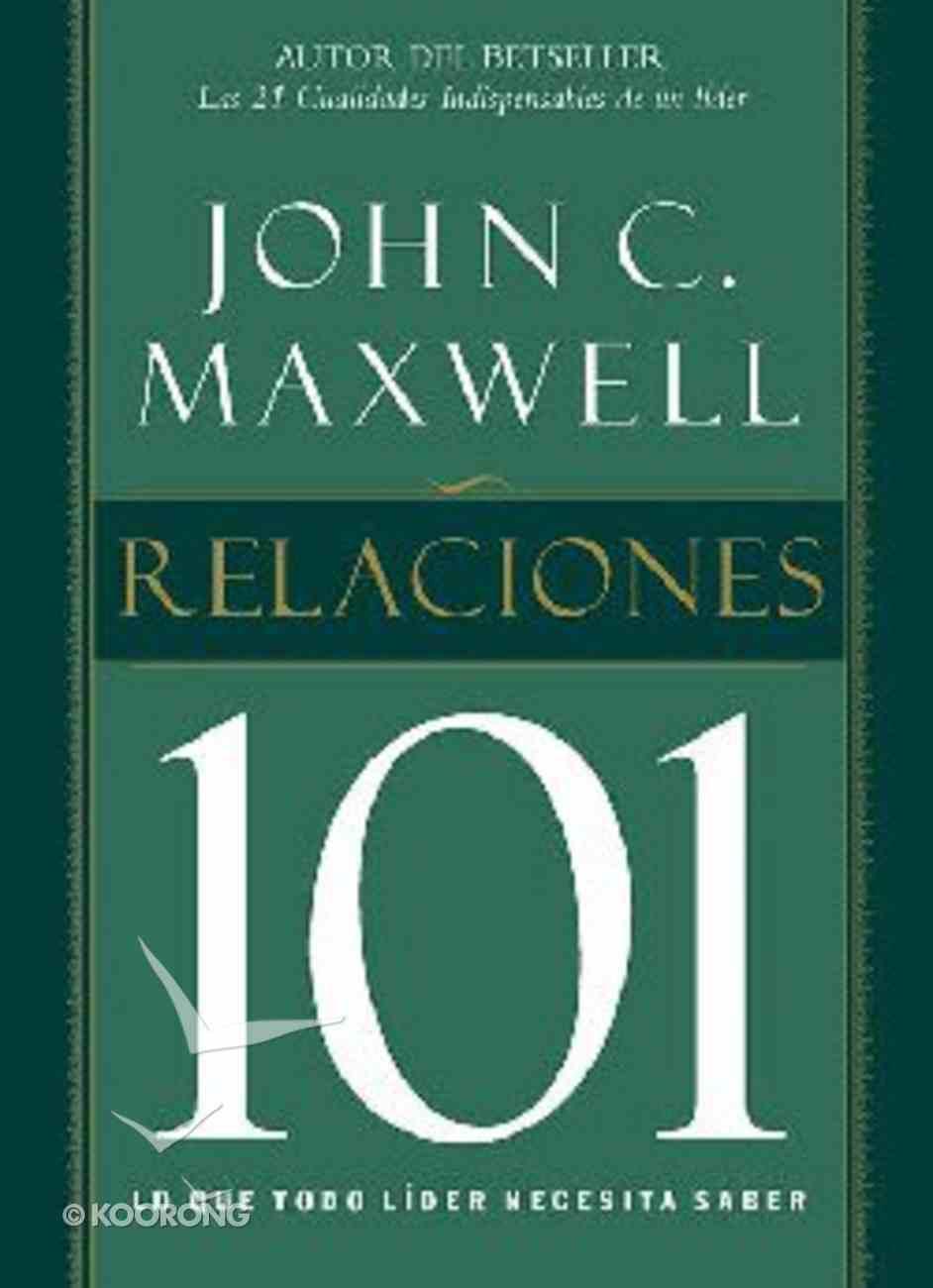 Relaciones 101 (Relationships 101) Hardback