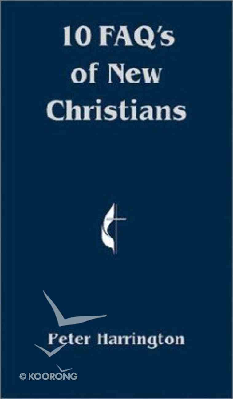 10 Faq's of New Christians (Facts) Pack