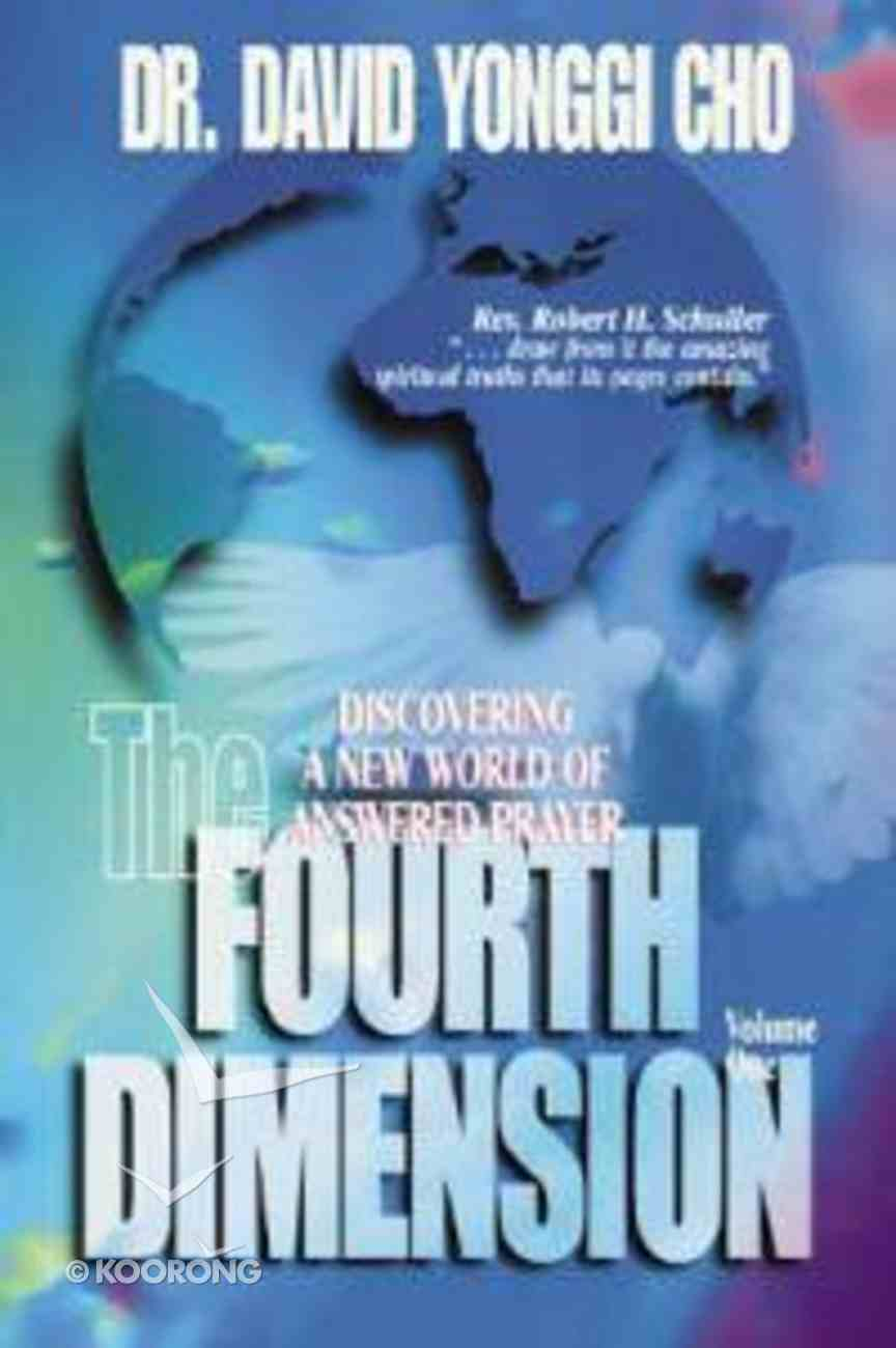The Fourth Dimension (Vol 1) Paperback