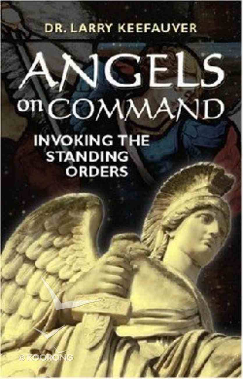 Angels on Command Paperback
