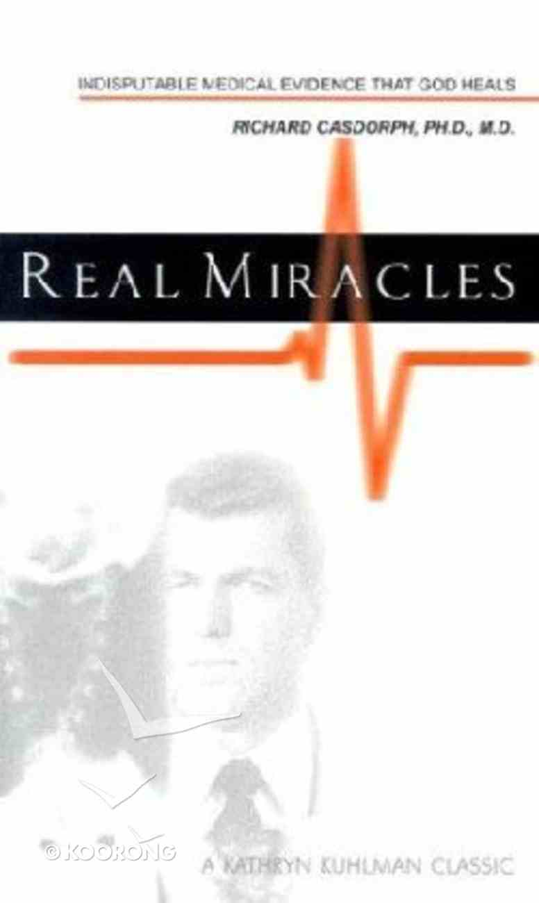 Real Miracles Paperback
