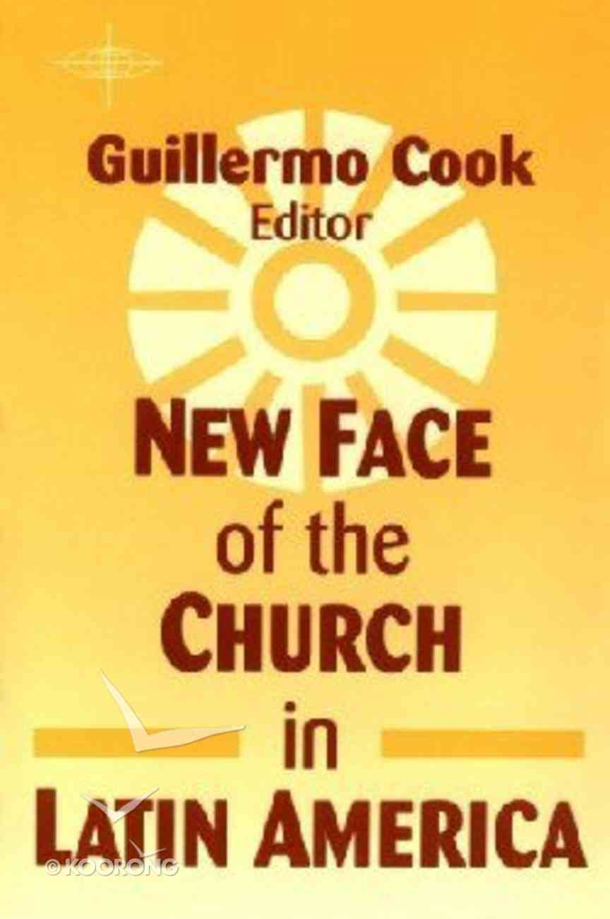 New Face of the Church in Latin America Paperback
