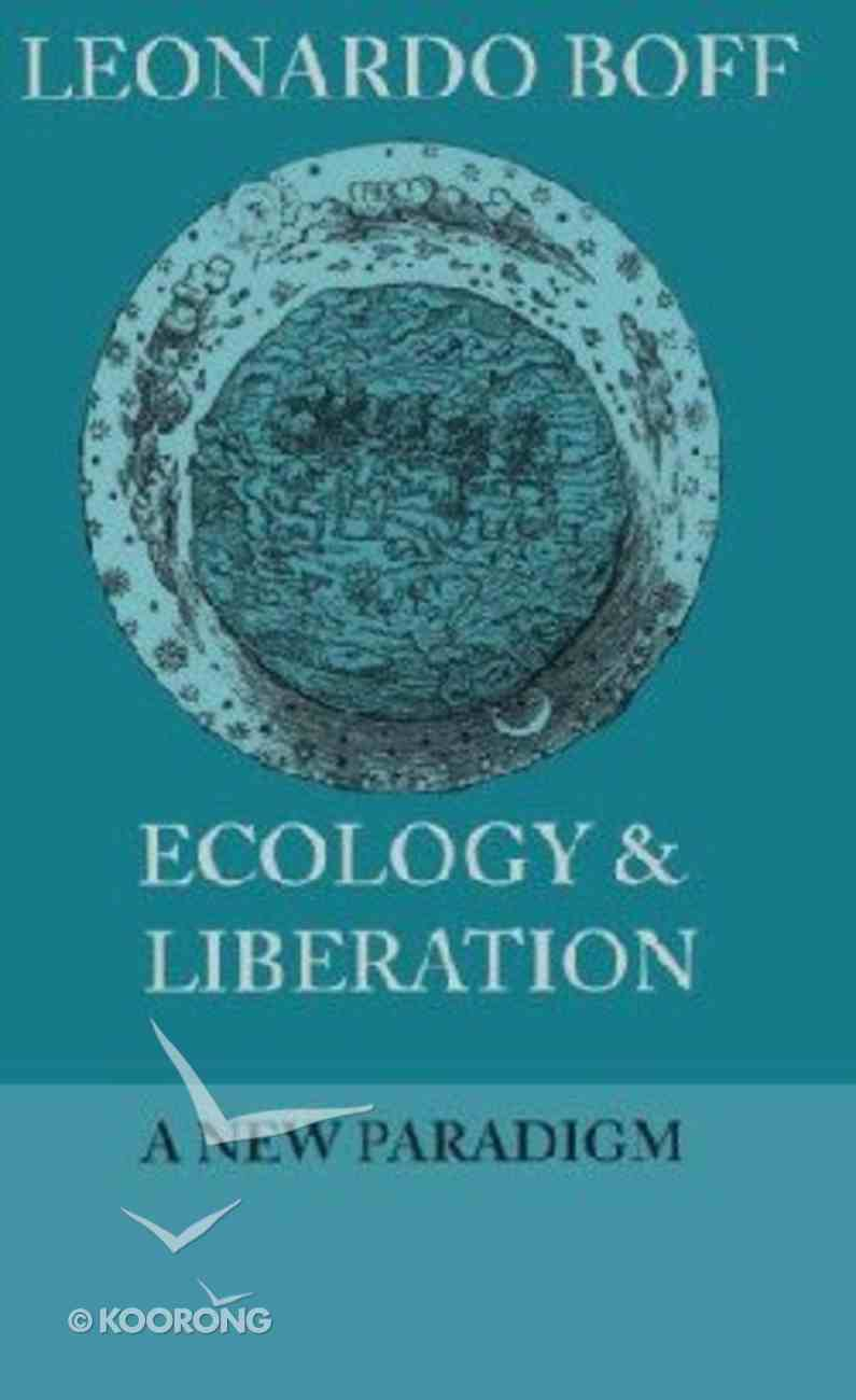 Ecology & Liberation Paperback
