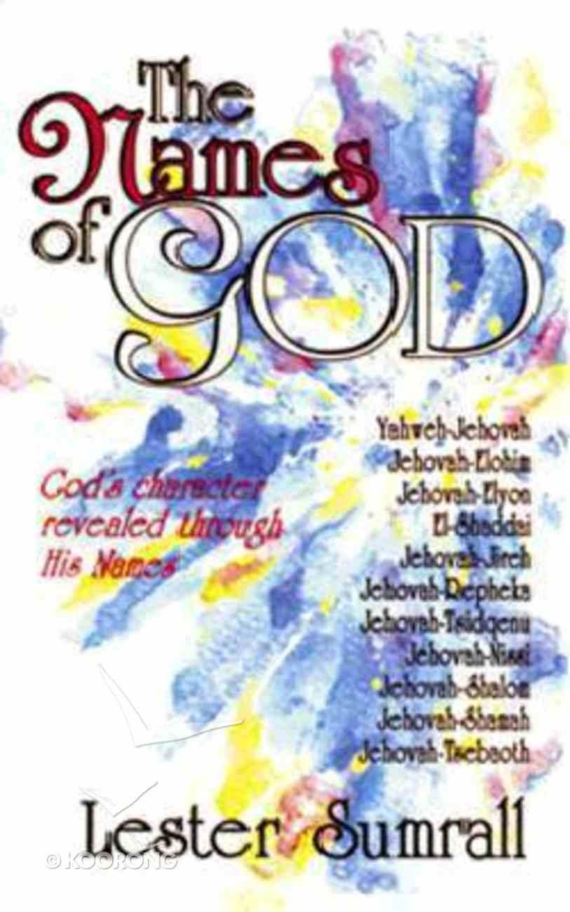 The Names of God Mass Market