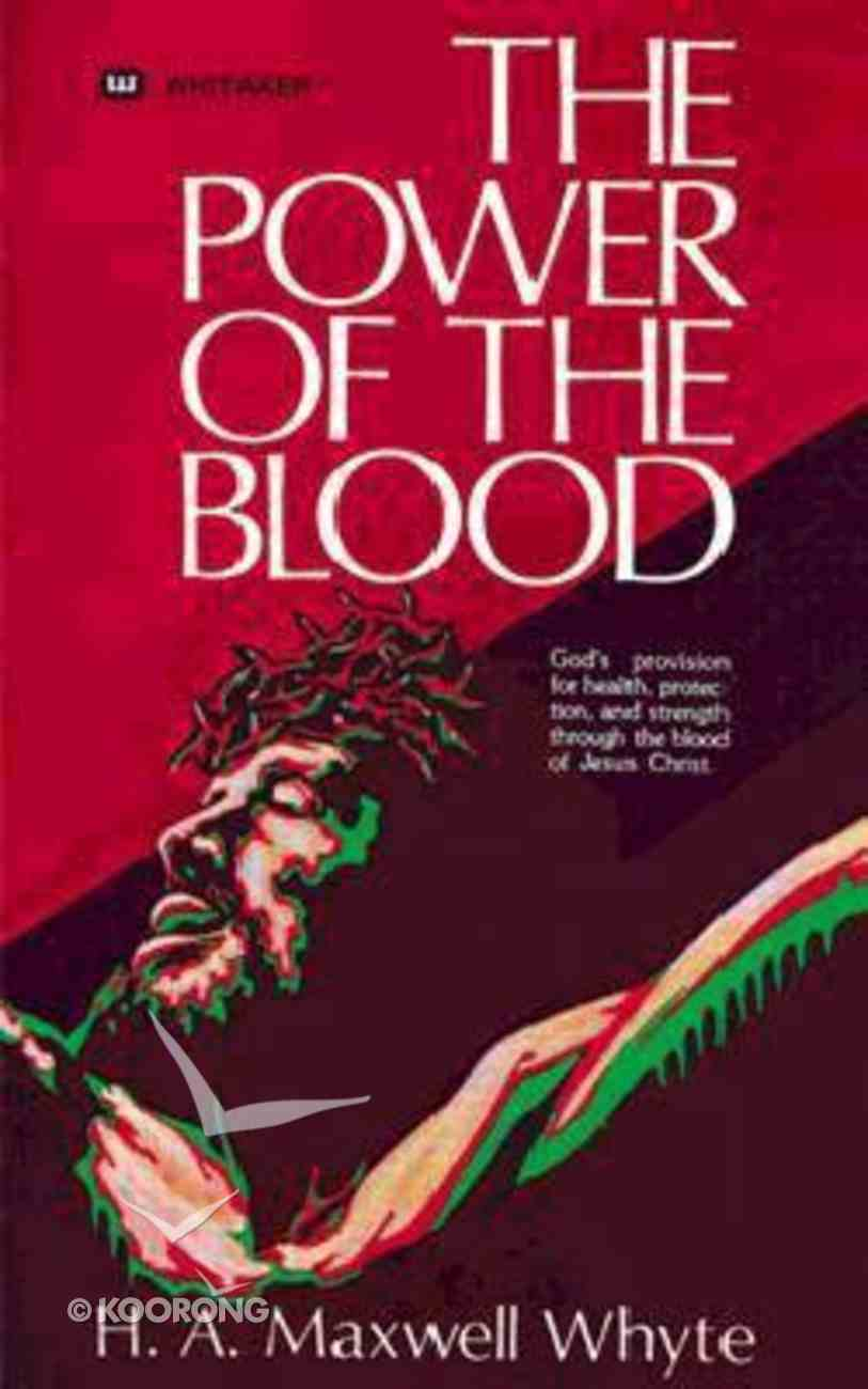 The Power of the Blood of Jesus Mass Market