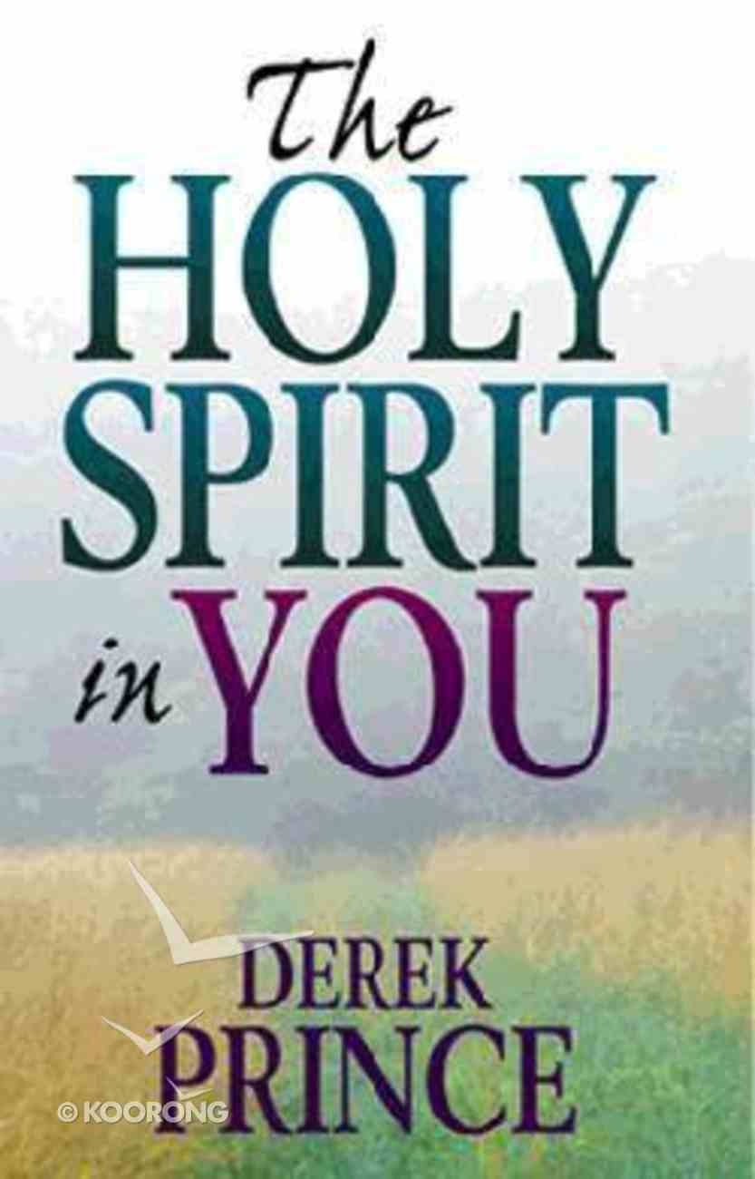 The Holy Spirit in You Mass Market