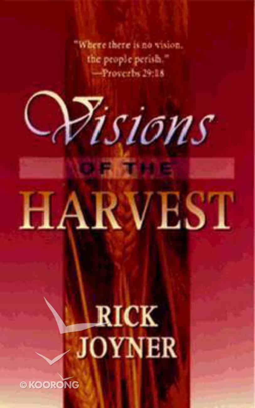 Visions of the Harvest Paperback